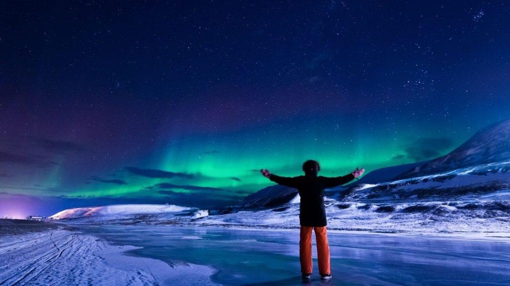 Travel to Svalbard