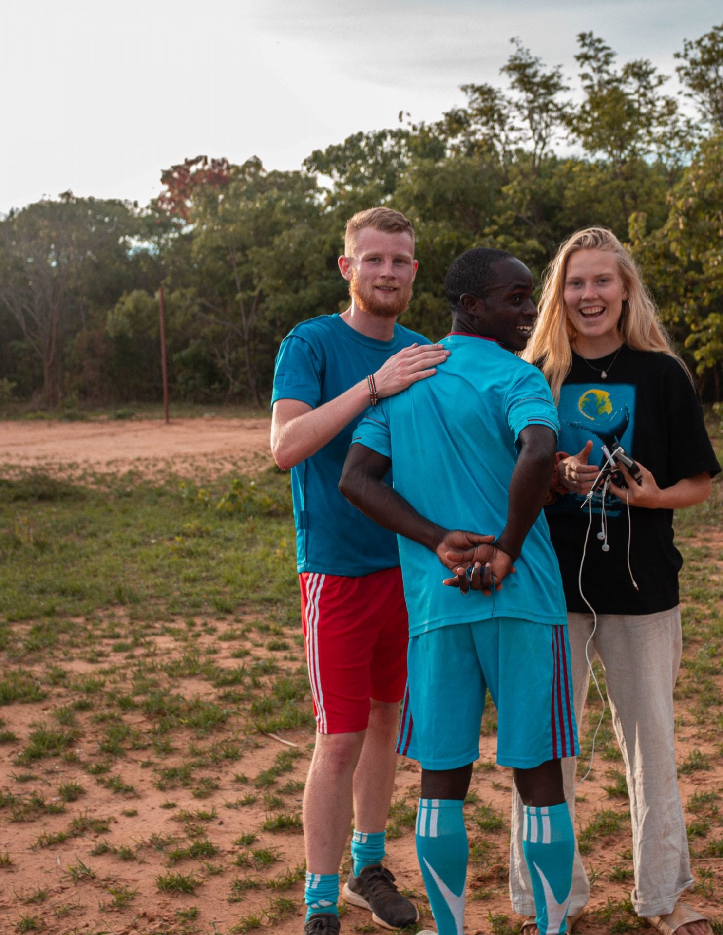 Living abroad as a volunteer in Zambia 1