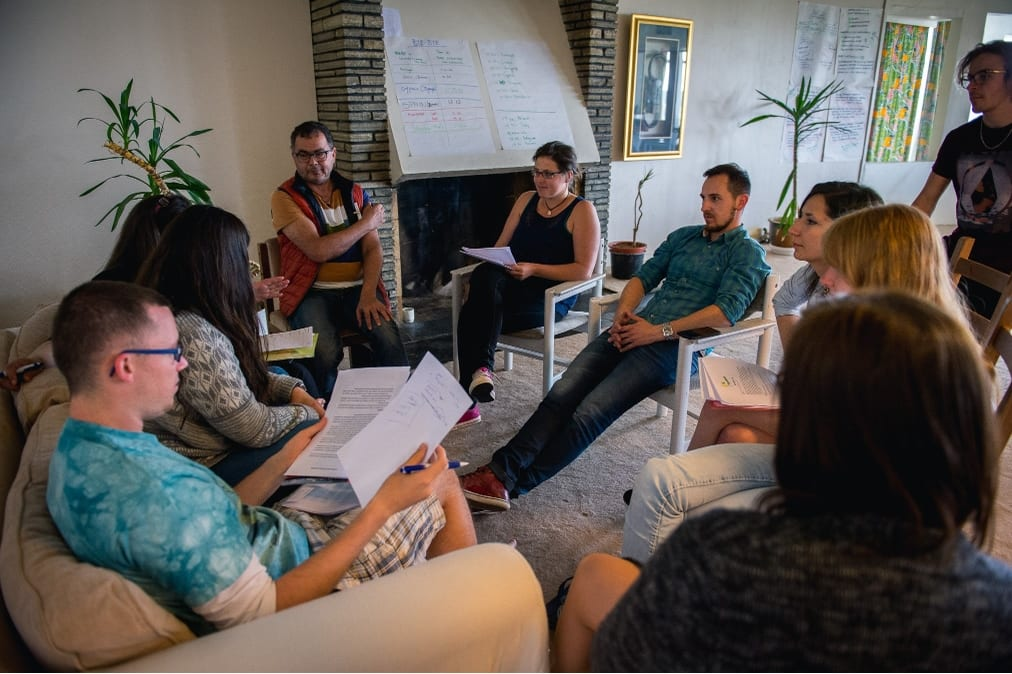 """Erasmus+ project """"SPARK"""" - an international training course for youth workers 2"""