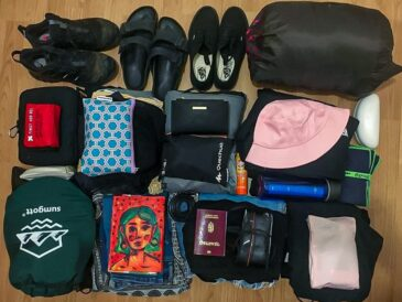 Backpacking for 3 months